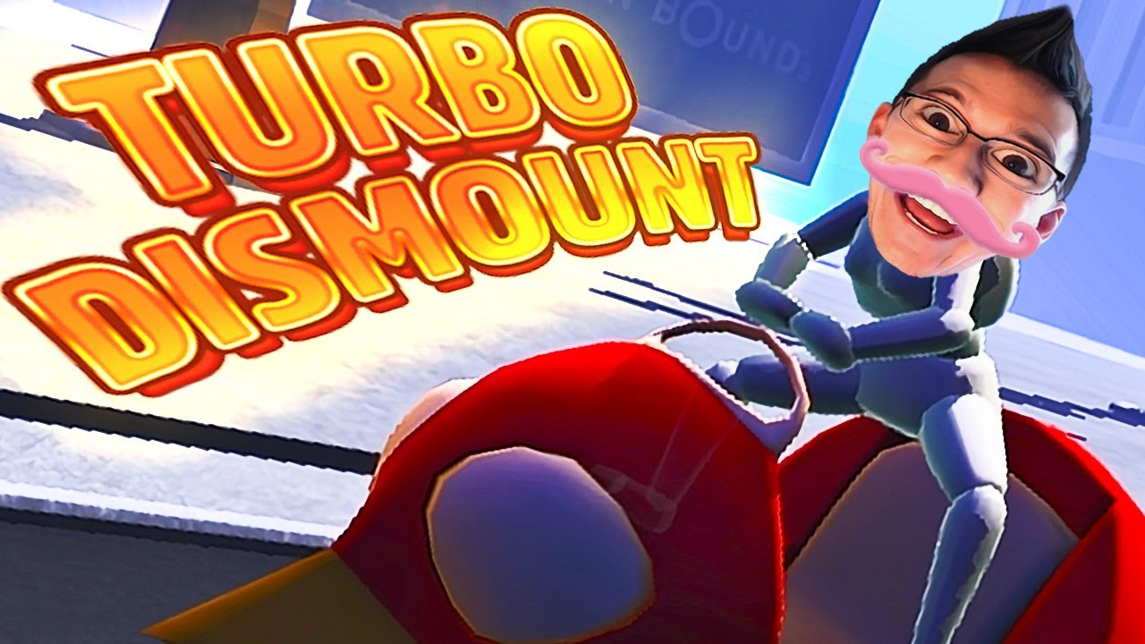 Turbo Dismount #2 | DYING LAUGHING - YouTube
