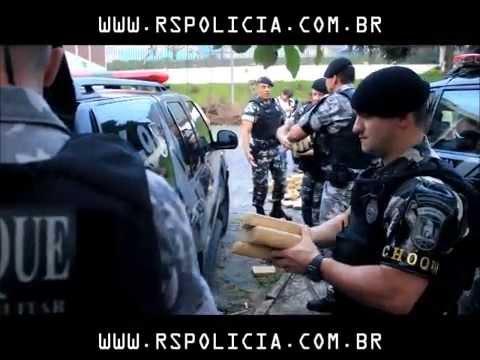 CHOQUE:Traficantes presos,140 Kg de maconha e pistola foram apreendidos hoje a tarde
