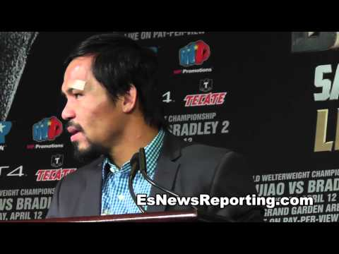Manny Pacquiao Wants Floyd Mayweather Next - esnews boxing