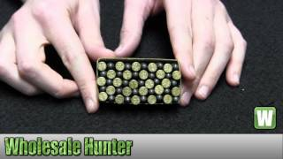 Winchester Ammo 22 Long Rifle 40gr Super-X Lead Round Nose Per 50 XT22LR Unboxing