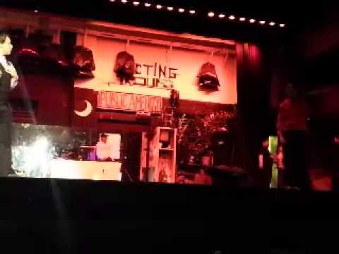 Palo Duro high school talent show