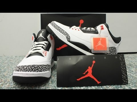 Air Jordan Retro 3 Infrared 23 Review