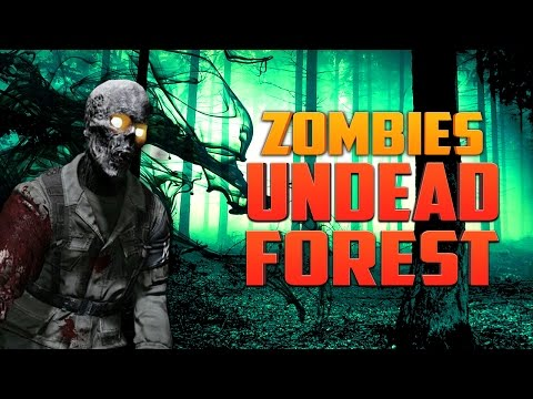 UNDEAD FOREST - GUN GAME SPECIAL ★ Call of Duty Zombies Mod (Zombie Games)