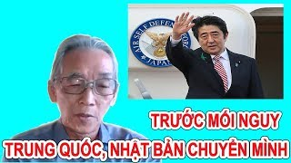 Nguyễn Xuân Nghĩa | Nhìn Ra Mối Nguy Là Trung Quốc Nhật Bản Tự Chuyển Mình Như Thế Nào