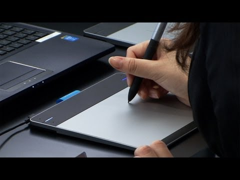 Wacom releases new lineup of Intuos and Intuos Pro pen tablets #DigInfo