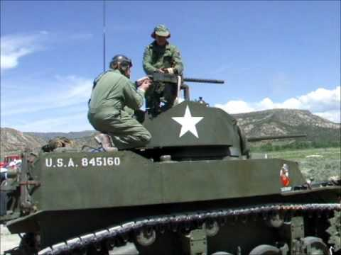 2011 Northern Rockies Machine Gun and Cannon Shoot