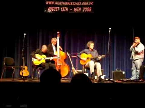 Michele Ramo with John Etheridge Quartet