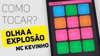 Como tocar: OLHA A EXPLOSÃO   SUPER PADS - Kit BOOM