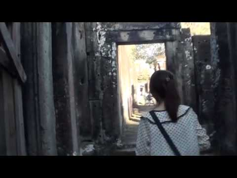 Tourist Siem Reap- Angkor Wat Chapter 17