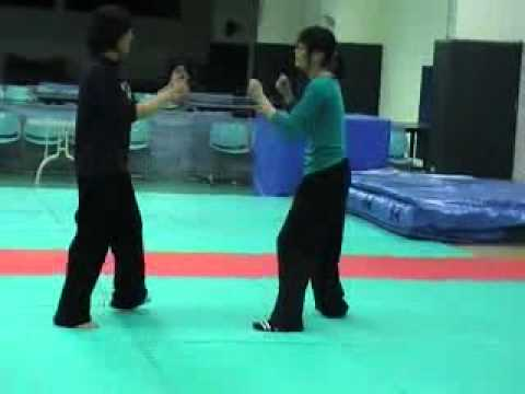 Real fight combat training Daoist part 3 Image 1