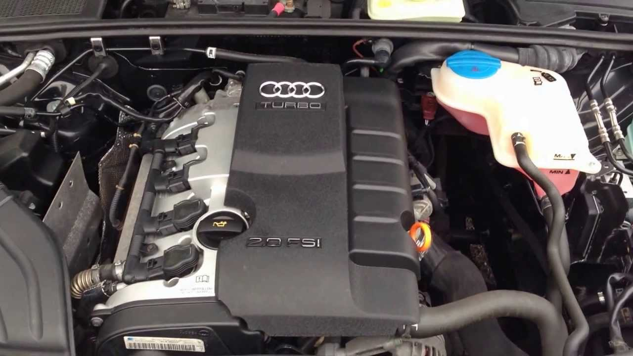 Audi a3 19 tdi engine oil
