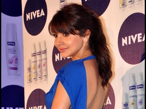 Anushka Sharma Launches NIVEA Rock The Ramp Contest