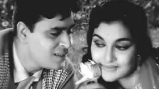 Husnwale Tera Jawab Nahin - Md. Rafi, Rajendra Kumar, Asha Parekh, Gharana Song 1