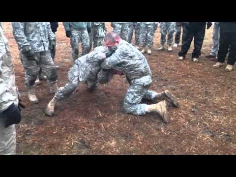 Army Combatives Training (2) Image 1