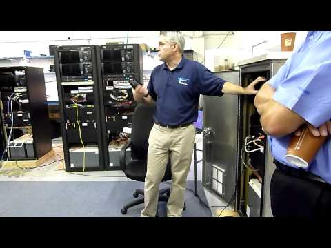 Shop Demo Digial / Analog UHF Radio System for Waltham Ma / Radio Solutions Inc.