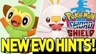 GROOKEY and SCORBUNNY EVOLUTION HINTS in NEW Pokemon Sword and Shield Interview!