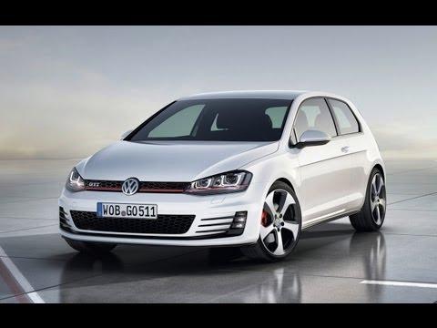 Volkswagen Golf VII, Презентация