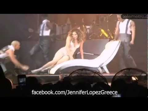 Jennifer Lopez - Opening, Get Right & Love Don't Cost A Thing (dance Again Tour - Panama 14 6 12) Hd video