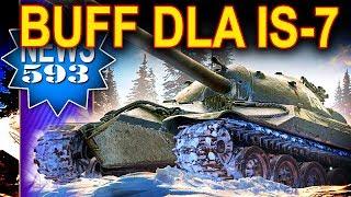Buff dla IS-7 oraz ISU-152 - NEWS - World of Tanks