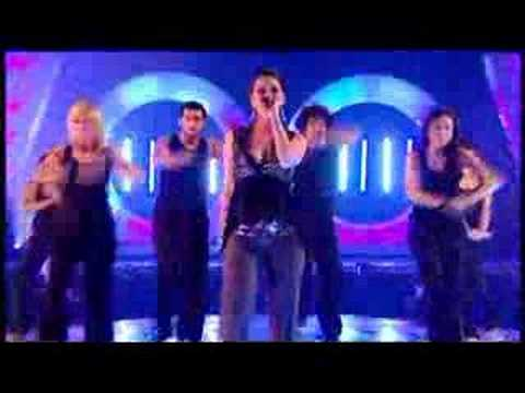 Rachel Stevens - Negotiate with Love (Live @ TOTP)