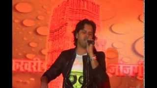 Ishaqzaade - Bollywood Singer Javed Ali Performing in Jajwalyadev Mahotsava Raigarh Chhattisgarh