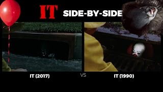 It 1990 vs It 2017 Trailer: The Old & The New Side-by-Side
