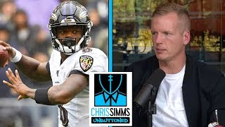 Game Review: Baltimore Ravens vs. Seattle Seahawks Week 7 | Chris Simms Unbuttoned | NBC Sports