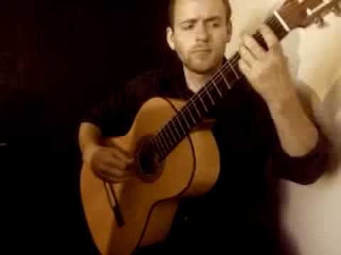 Malaguena (arr. Charles Duncan) - Spanish Guitar - johnclarkemusic.com Music Videos