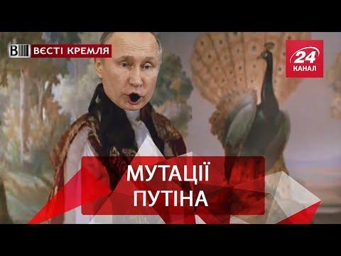 Вєсті Кремля. Як постраждав Путін через риболовлю