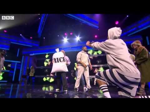 Omid Djalili Dances to 'Fight the Power' – Let's Dance for Sport Relief 2012 – BBC One