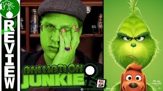 Animation Junkie: The Grinch