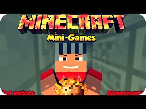 Minecraft Hot Potato - Eu Sou A Lenda ! video