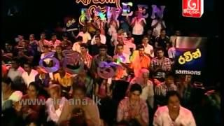 DDS4 Final 8 - Raveen Kanishka - 01st Song - 27th October 2012 (SMS 1)