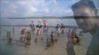 Traveling to Koh Kong 2016 | Day II | Visit Prey Kong Kang and White beach | CamASEAN Youth's future