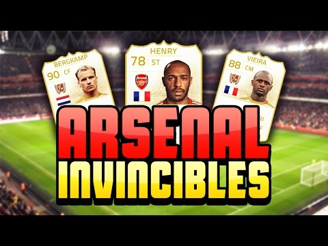 Fifa 14 - The Invincibles - Dutch Dynamite! - Fifa 14 Ultimate Team video