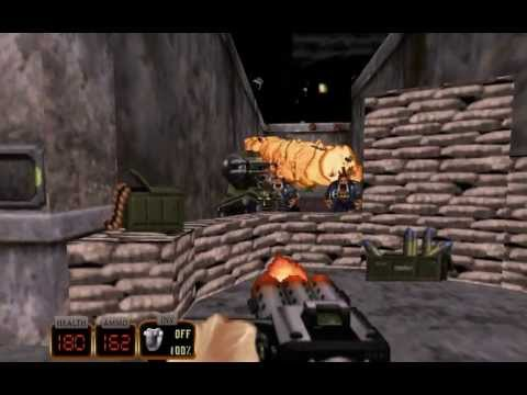 Duke Nukem 3D - 29 The Birth - Going Postal