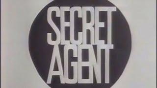 """""""Secret Agent"""" TV Intro (U.S.)"""