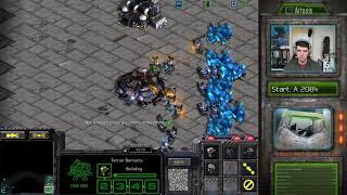 StarCraft Remastered 1v1 (FPVOD) Artosis (T) vs ssduqiubal (Z) Circuit Breakers