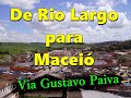 VL89 - Indo de Rio Largo para Maceió/AL
