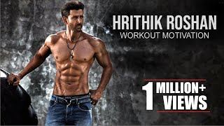 Hrithik Roshan bodybuilding Workout | Inspirational Video