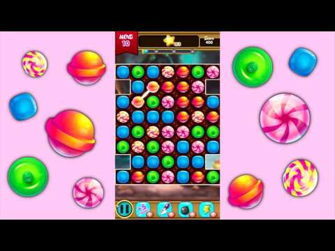 Puzzle Games: Candy, Jelly & Match 3 APK Cover