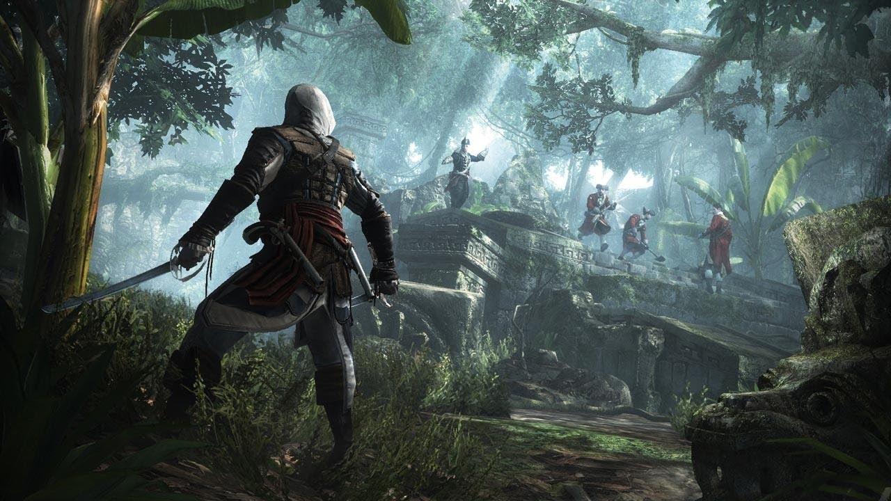 Assassin's Creed 4: Black Flag (Черный флаг) | ТРЕЙЛЕР | Gamescom 2013