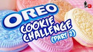 10 New OREO Flavors!!! Taste Test Challenge-a-thon - Man Vs Youtube