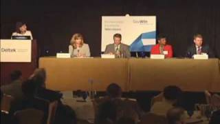 Panel of Business Development and Capture Experts on How To Use GovWin