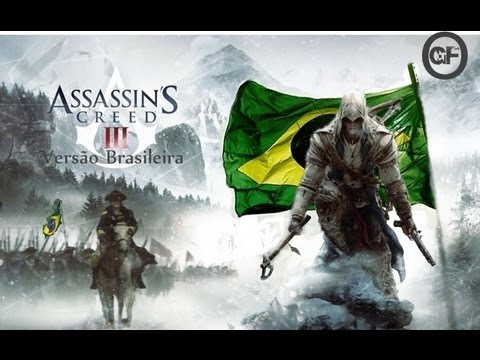 Assassins Creed III - Dublado no PC + Link