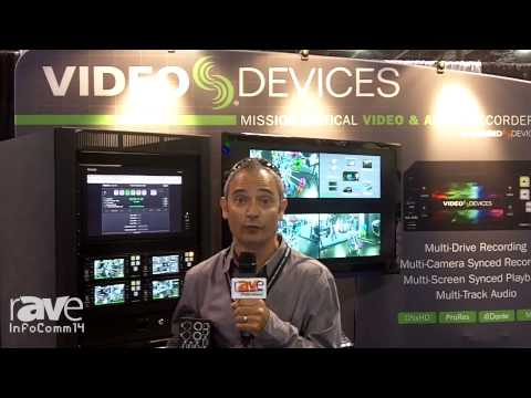 InfoComm 2014: Sound Devices Introduces New Brand For Video Products Line – Video Devices
