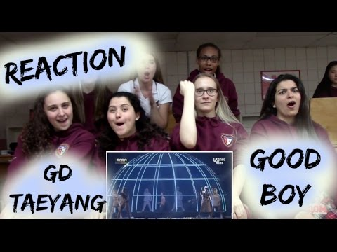 download lagu GD X TaeYang Good Boy Live MAMA Reaction *LAST* Classmates Edition gratis