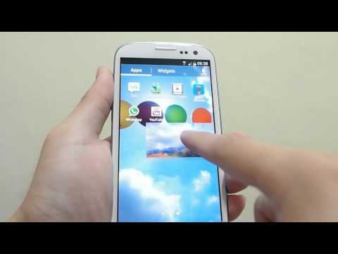 Samsung Galaxy S III : Favourite features