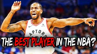 Over Lebron? Is Kawhi Leonard now the NBA's BEST PLAYER?