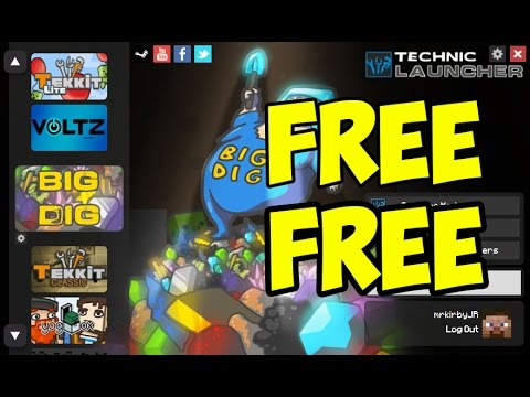 How to get cracked Technic Launcher 2014 quick Works on MAC PC OR LINUX